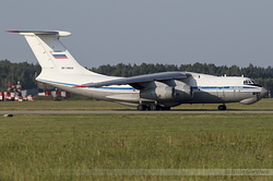 Ilyushin Il-76MD-90A Russian Air Force RF-78654