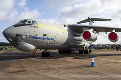 Ilyushin Il-76MD Ukrainian Air Force 76683
