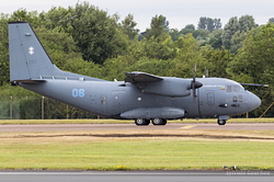 Alenia C-27J Spartan Lithuanian Air Force 05