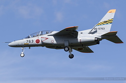 Kawasaki T-4 Japan Air Self Defence Force 86-5763