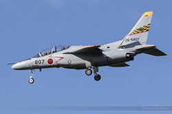 Kawasaki T-4 Japan Air Self Defence Force 26-5807
