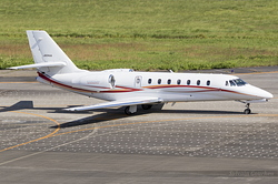 Cessna 680 Citation Sovereign Aero Asahi JA04AA