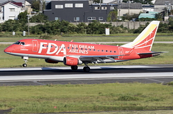 Embraer 170-100STD Fuji Dream Airlines JA01FJ