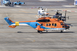 Aérospatiale AS 332L1 Super Puma Shin Nihon Helicopter 2397 / JA6720