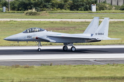 McDonnell Douglas F-15DJ Eagle Japan Air Self Defence Force 12-8054
