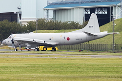 Lockheed P-3C Orion Japan Maritime Self Defense Force 5075