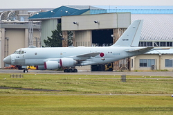 Kawasaki P-1 Japan Maritime Self Defense Force 5508