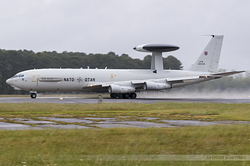 Boeing E-3A Sentry Luxembourg NATO LX-N90448